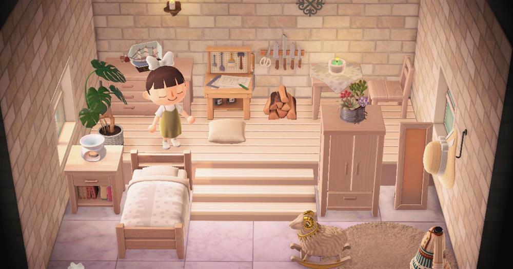 《動物森友會》房間欠缺美感?英國居家品牌招募虛擬動森室內設計師!