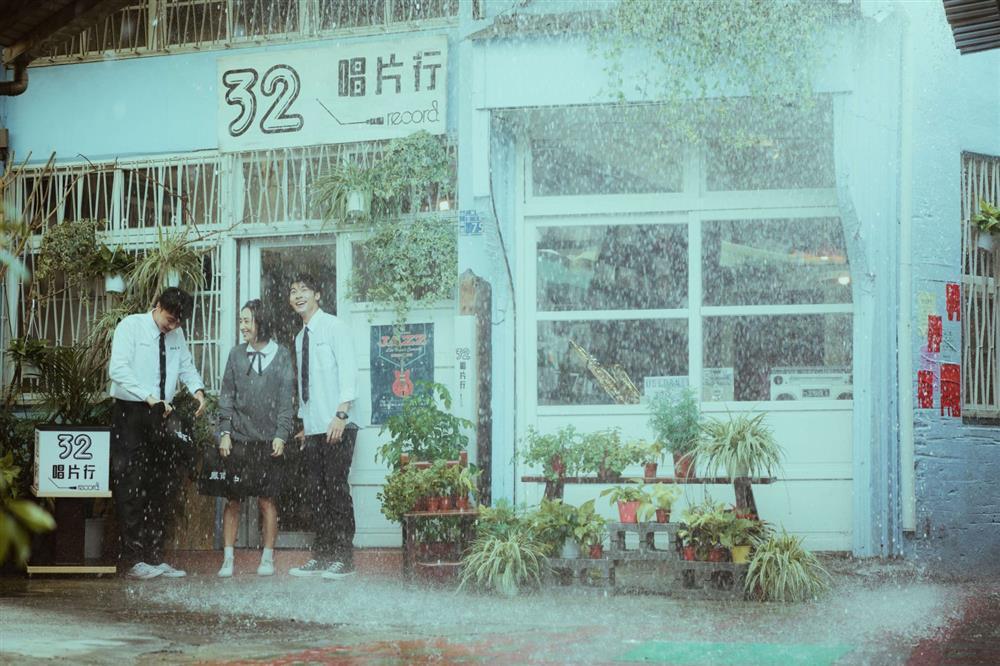 《想見你》台南32唱片行、百年冰店、談心公園等場景朝聖散策2