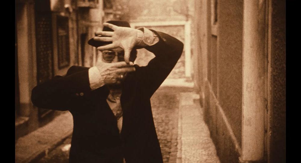 《里斯本的故事》葡萄牙大導曼諾迪奧利維拉驚喜客串