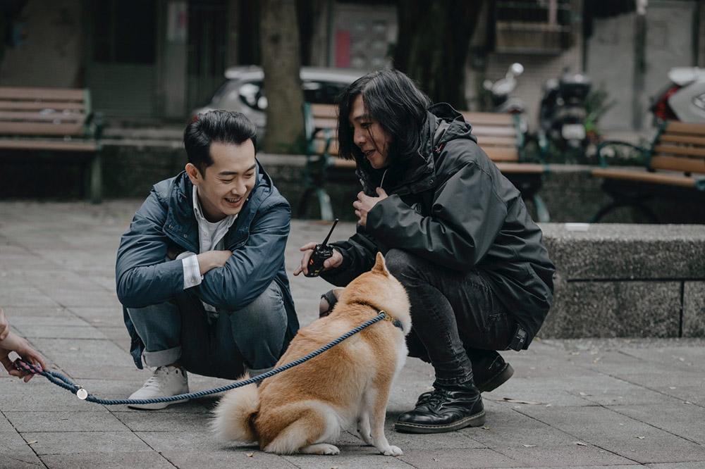 《黑喵知情》導演陳保中與男主角施名帥