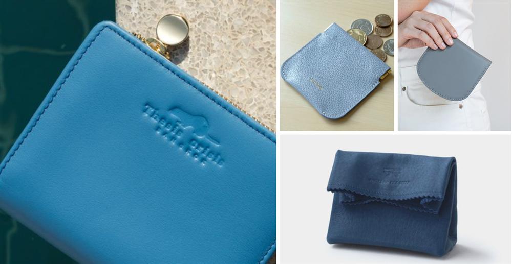 「藍色系」皮夾、錢包_1