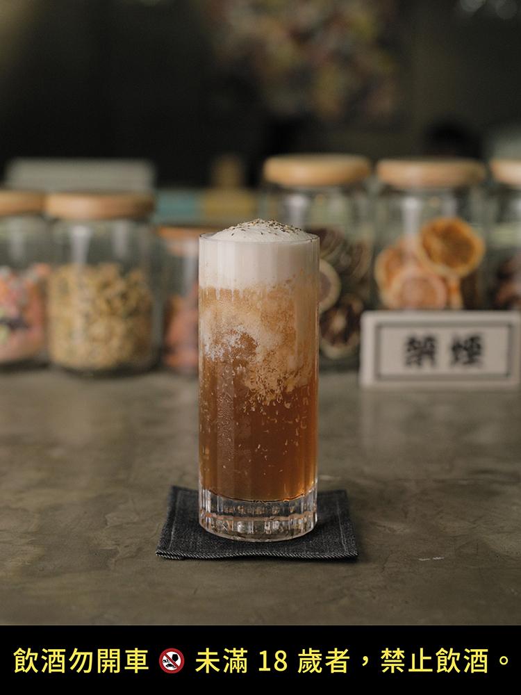 【新聞附圖27】醜Sponge限定調酒|Okinawa下午茶