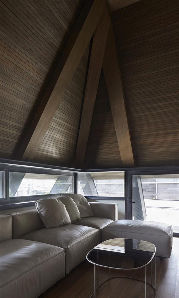 Suppose design office打造特色混凝土住宅