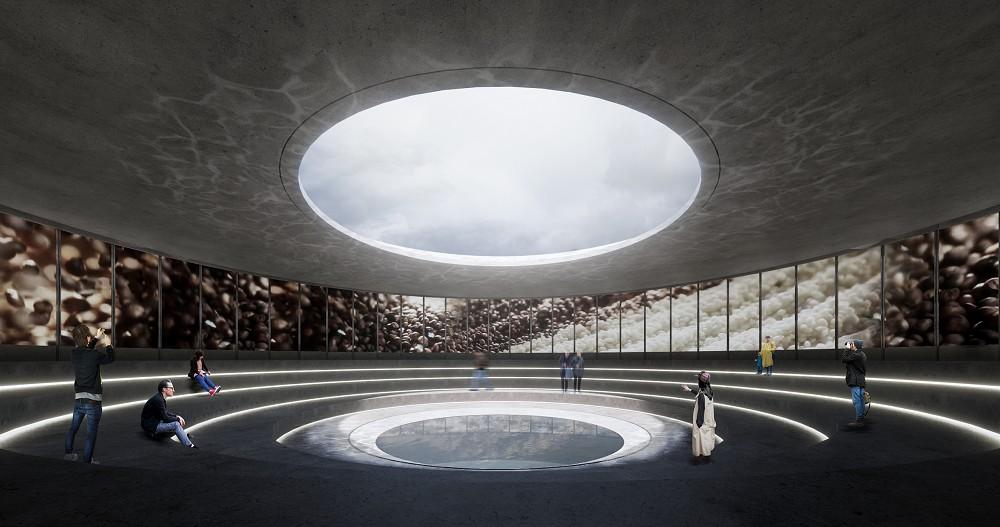 QUAD擴道設計事務所設計中國國際名酒文化博物館提案
