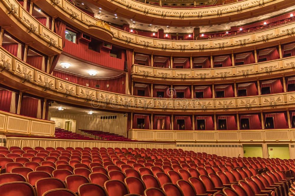 也纳状态歌剧内部,奥地利-29772728