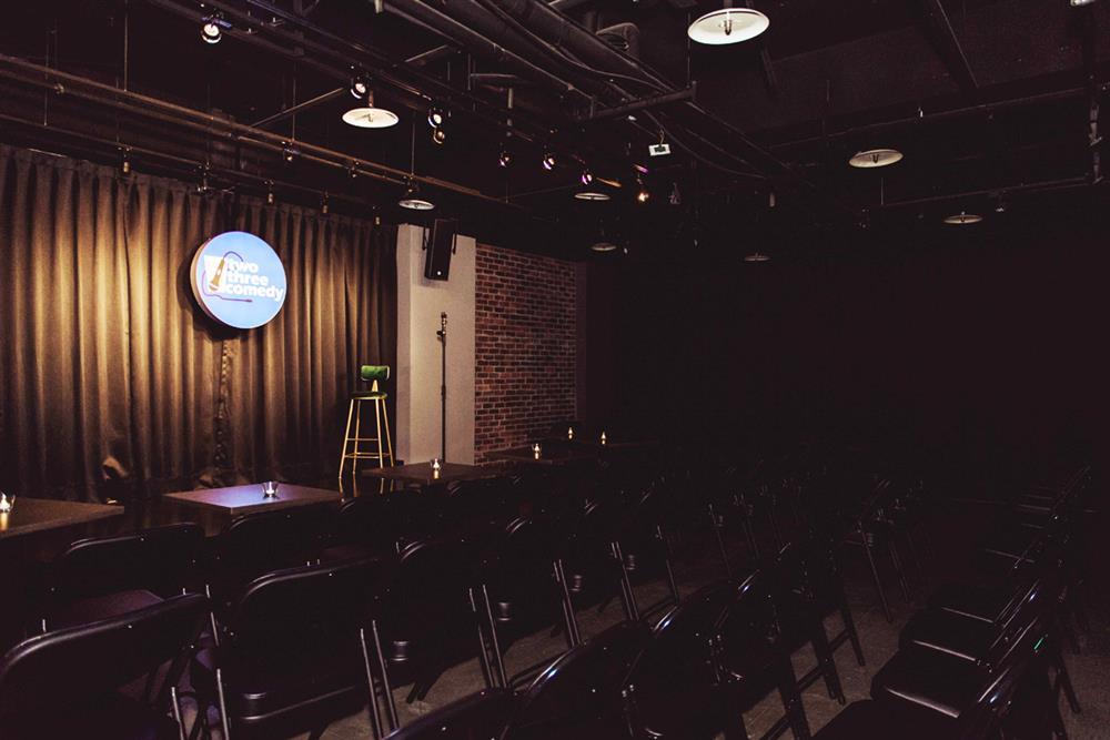 二三喜劇俱樂部表演空間