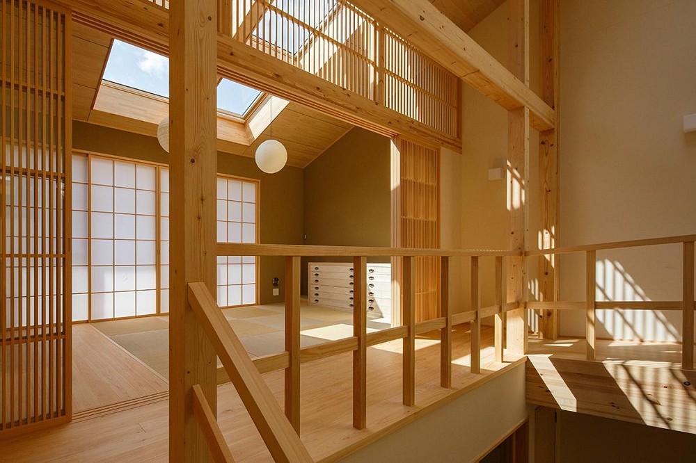 京都日光綠意木質住宅11