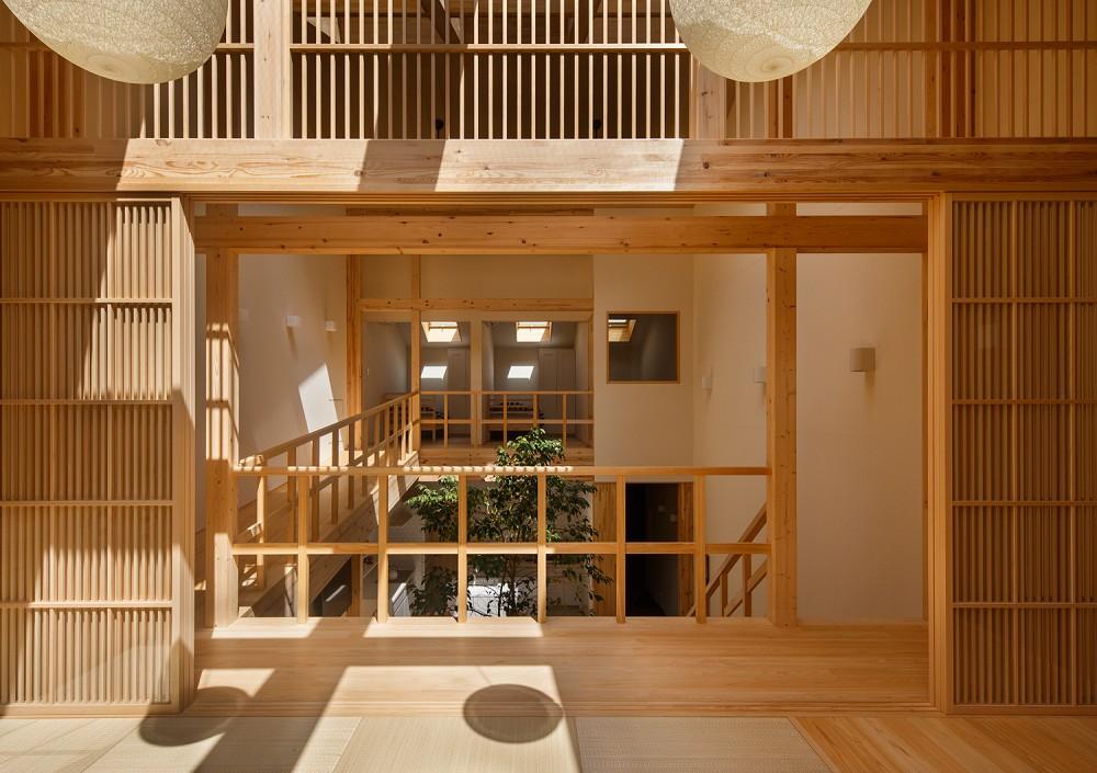 京都日光綠意木質住宅2