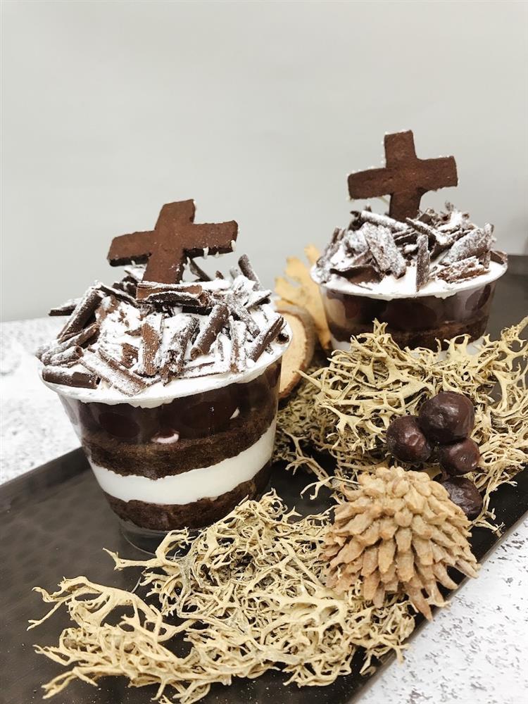 亮點四:2-歐嬤德式美食-哥德式黑森林蛋糕