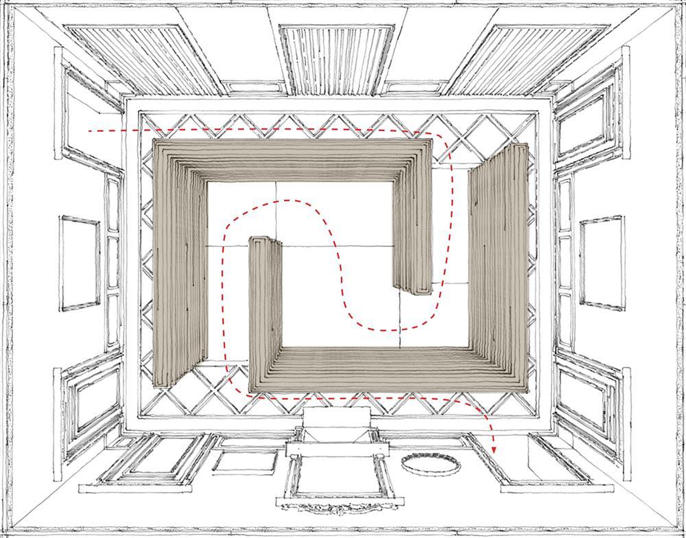 冥想空間_素描圖(1)