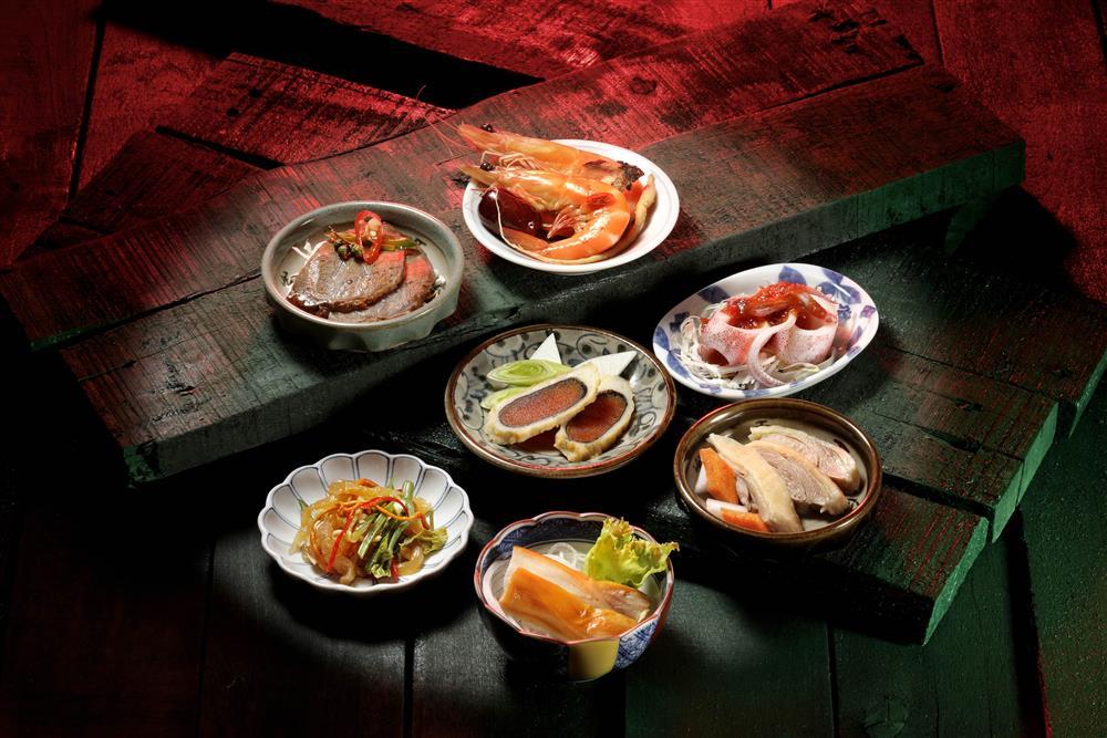 冷五拼盤_欣葉台菜X台酒打造新台味!台菜、和酒、手路菜5大必吃亮點
