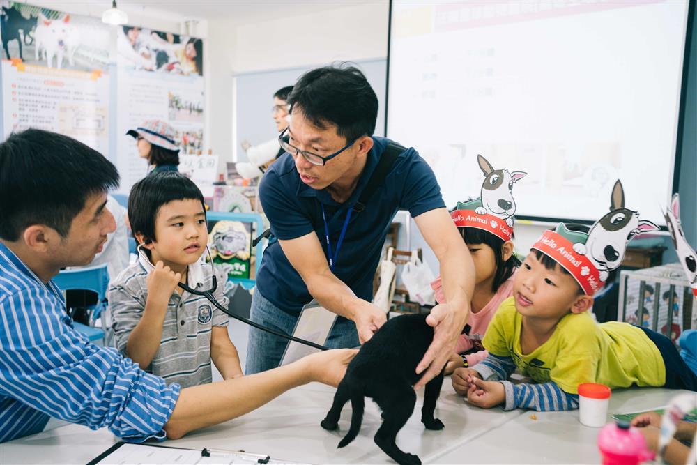 動物體驗_小小獸醫師(2)