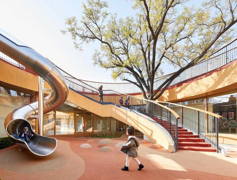 北京樂成四合院幼兒園