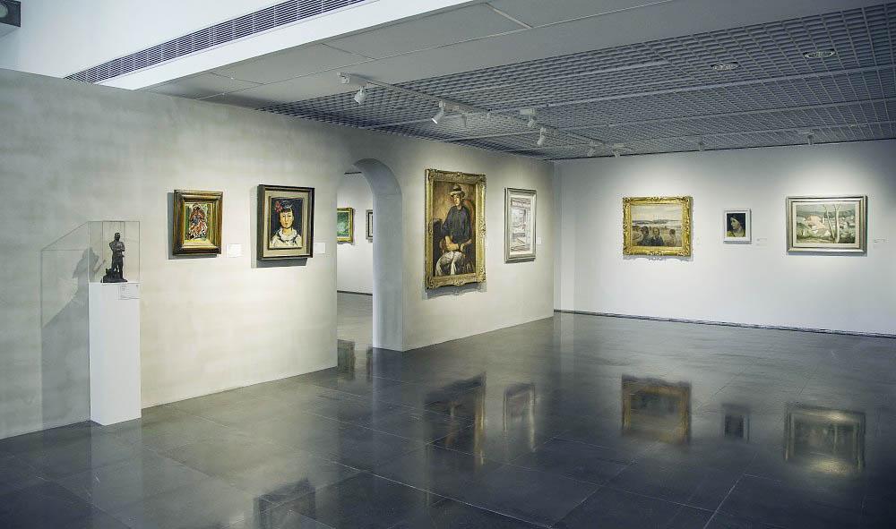 北師美術館《不朽的青春—台灣美術再發現》