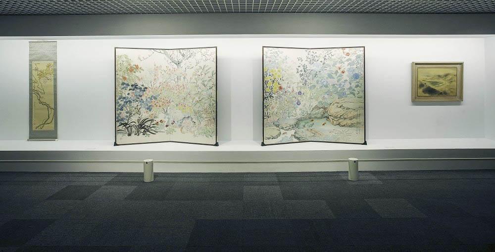 北師美術館《不朽的青春—台灣美術再發現》4