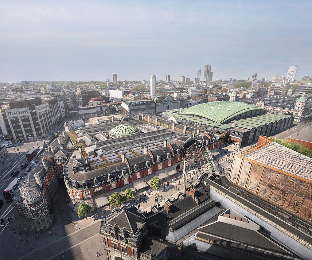 倫敦博物館新館2024年啟用!老市場華麗變身英國首間24小博物館_02