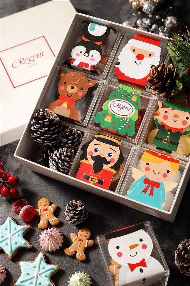 台北晶華_繽粉聖誕節禮盒