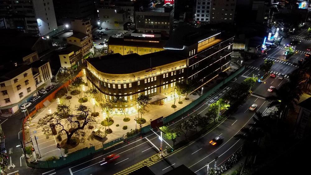 嘉義市美術館建築外觀