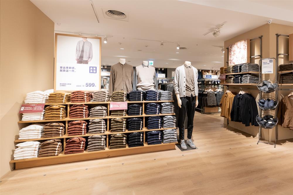 因應即將變冷的秋冬,MUJI無印良品推薦膚觸柔軟舒適的法蘭絨服飾系列。
