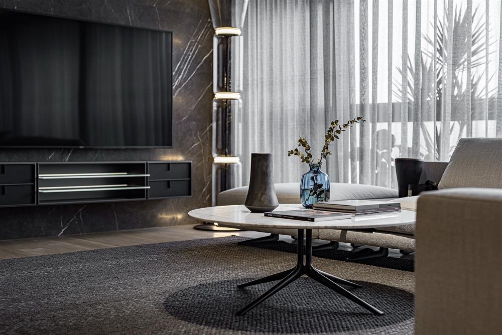 寶格麗御用建築師與義大利頂級傢具Poliform強強聯手!打造沈浸式生活美學空間間