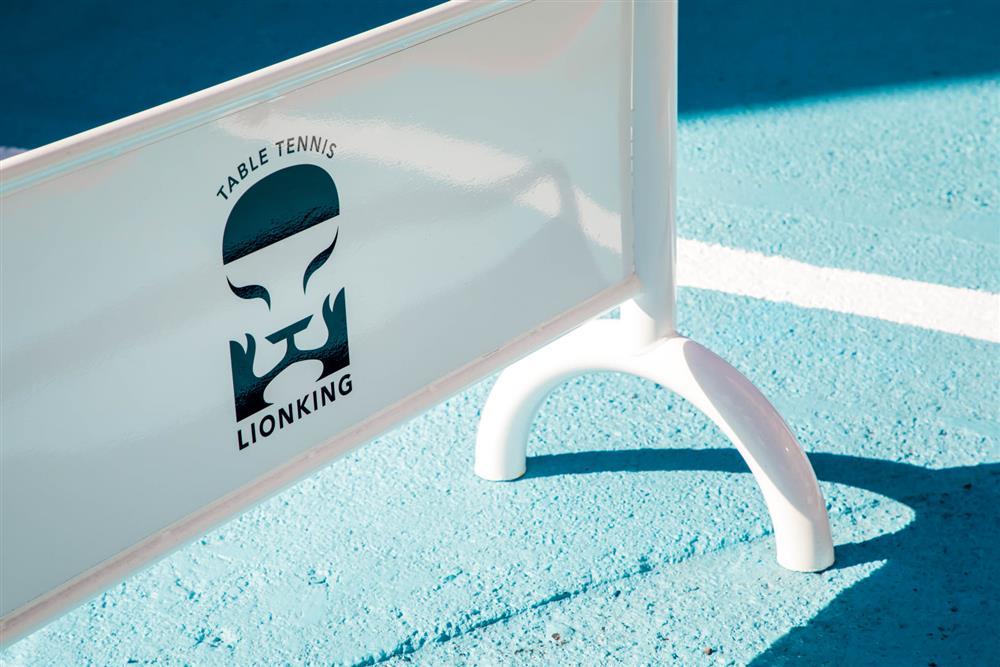 大象設計操刀獅子王桌球品牌視覺與空間再造11