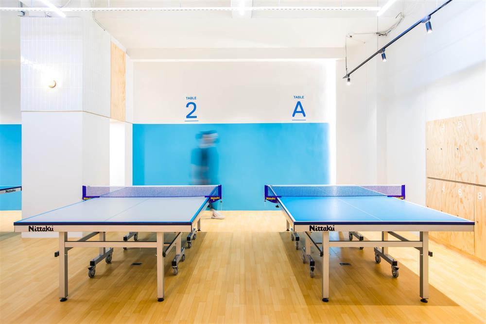 大象設計操刀獅子王桌球品牌視覺與空間再造13