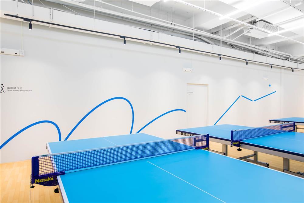 大象設計操刀獅子王桌球品牌視覺與空間再造6_1