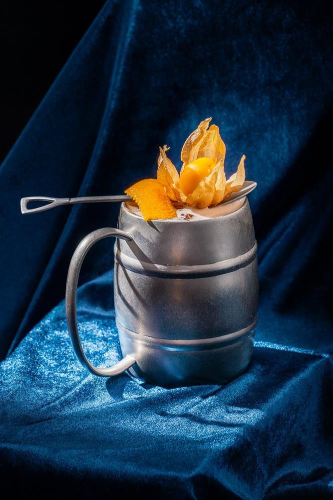 大酸凍檸茶_台北南洋餐酒館「Chope Chope Eatery」! 新加坡名廚林恬耀獻上當代南洋異國美味