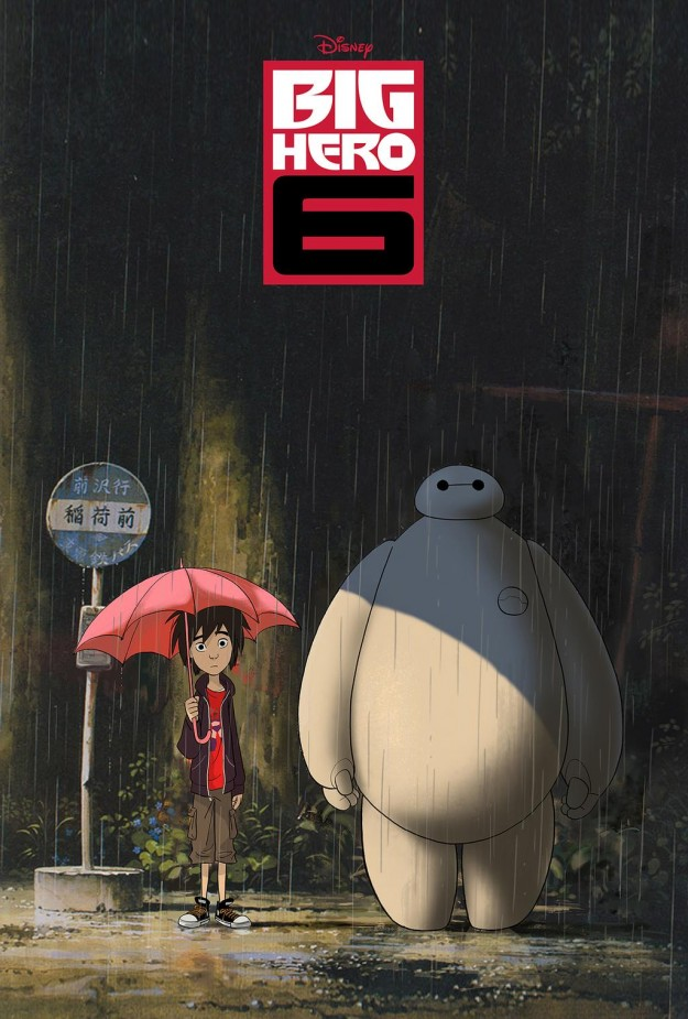 奧斯卡動畫片致敬《龍貓》 宮崎駿經典名作影響力跨越國界