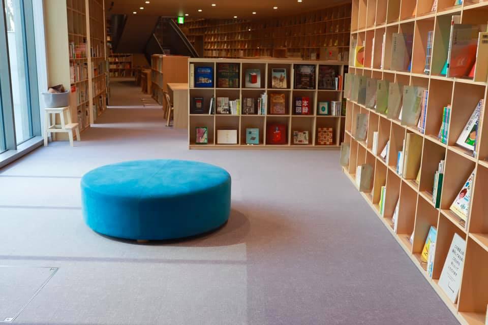 安藤忠雄為兒童設計的圖書館大阪「童書森林中之島2