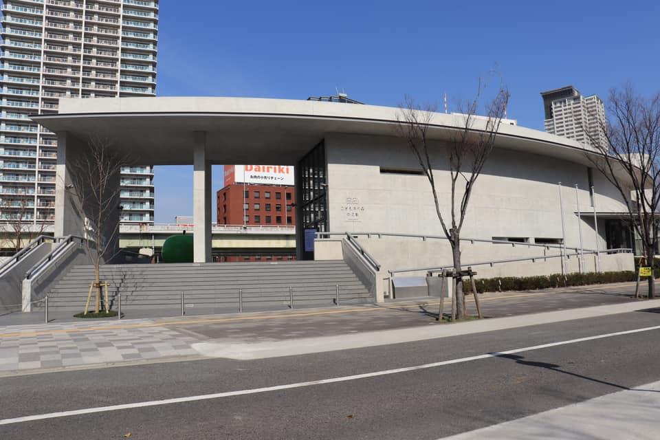 安藤忠雄為兒童設計的圖書館大阪「童書森林中之島5