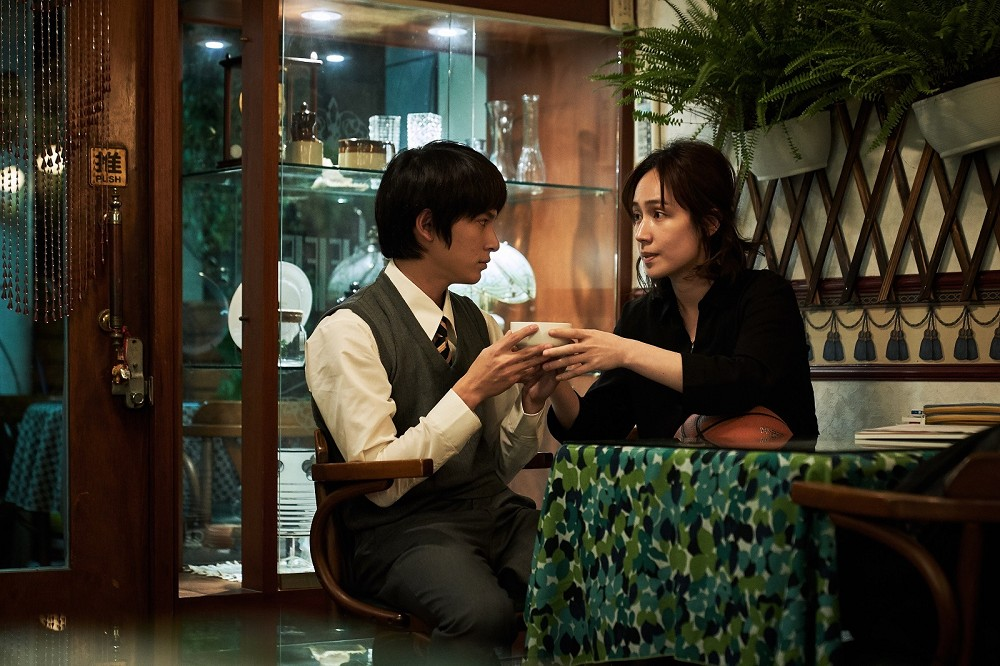 小薰與林暉閔在《追兇500天》演出姊弟(七十六号原子提供)