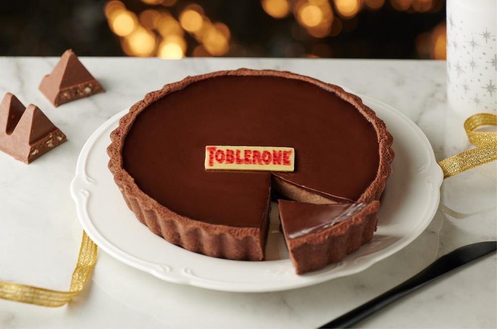 全聯We Sweet X TOBLERONE 獨家聯名 網美系瑞士三角巧克力甜點
