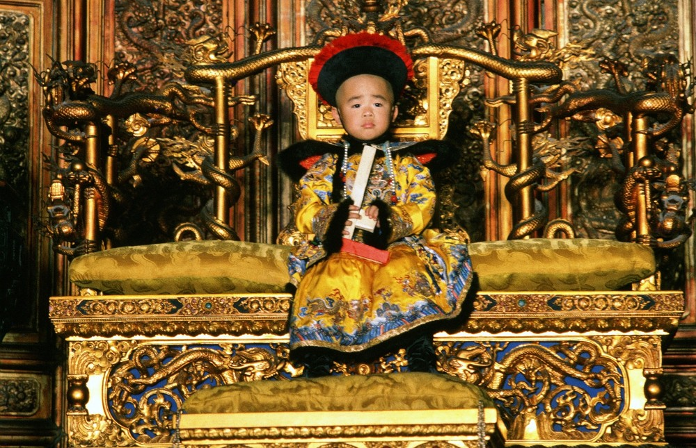 影壇鉅作《末代皇帝》首次引進3D版本限量在台上映