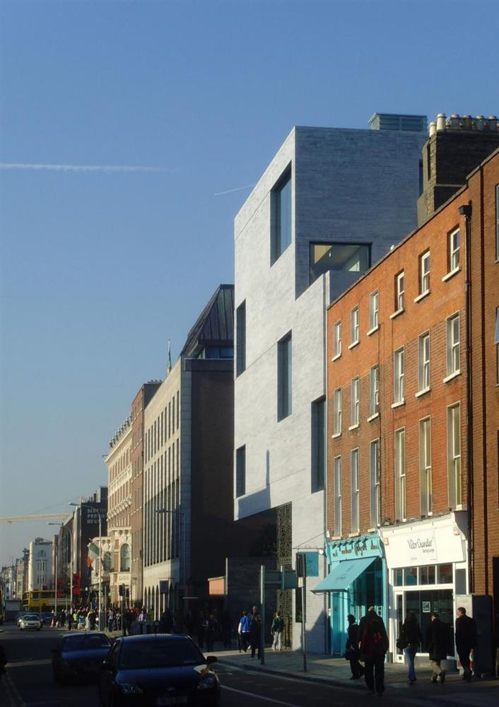 愛爾蘭都柏林財政部辦公樓