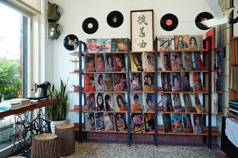 懷舊曲黑膠唱片館