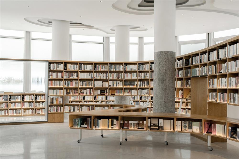 成都方所方庭書店二樓