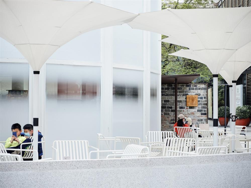 成都方所方庭書店咖啡廳