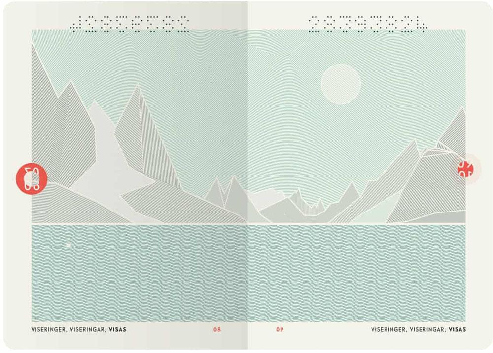挪威護照2