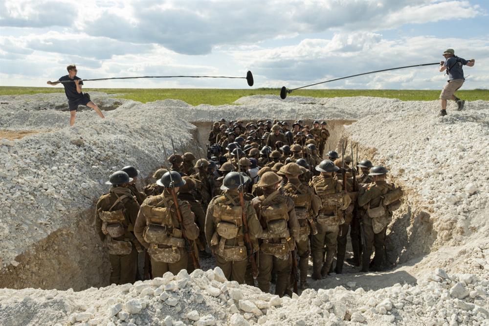 揭開《1917》一鏡到底拍攝!如何完美呈現不可能的戰爭任務真實緊張感
