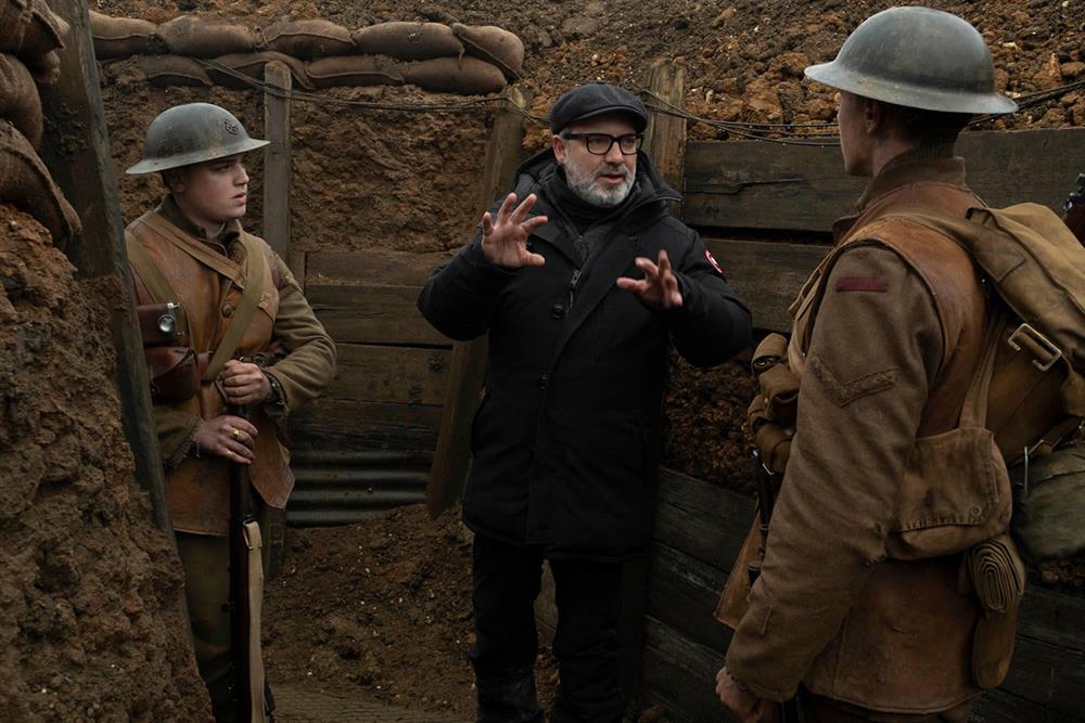 揭開《1917》一鏡到底拍攝!如何完美呈現不可能的戰爭任務真實緊張感_03