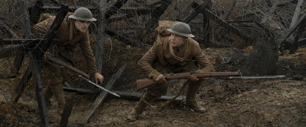 揭開《1917》一鏡到底拍攝!如何完美呈現不可能的戰爭任務真實緊張感_05