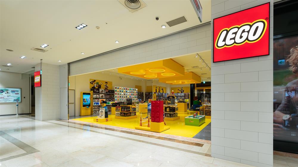 新竹樂高授權專賣店,10月6日於遠東SOGO正式開幕