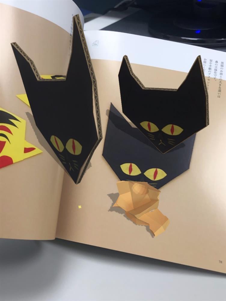 日本「RakugakiAR」讓小孩塗鴉、繪本角色變身立體互動角色4