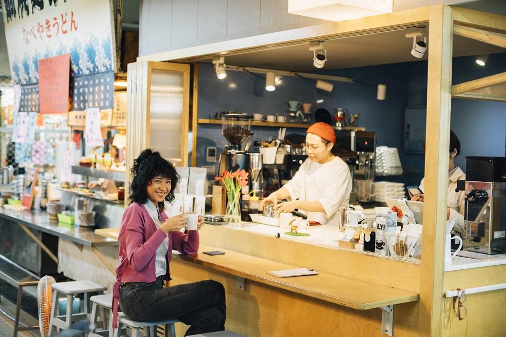 日本知名攝影師川島小鳥應邀到基隆拍攝
