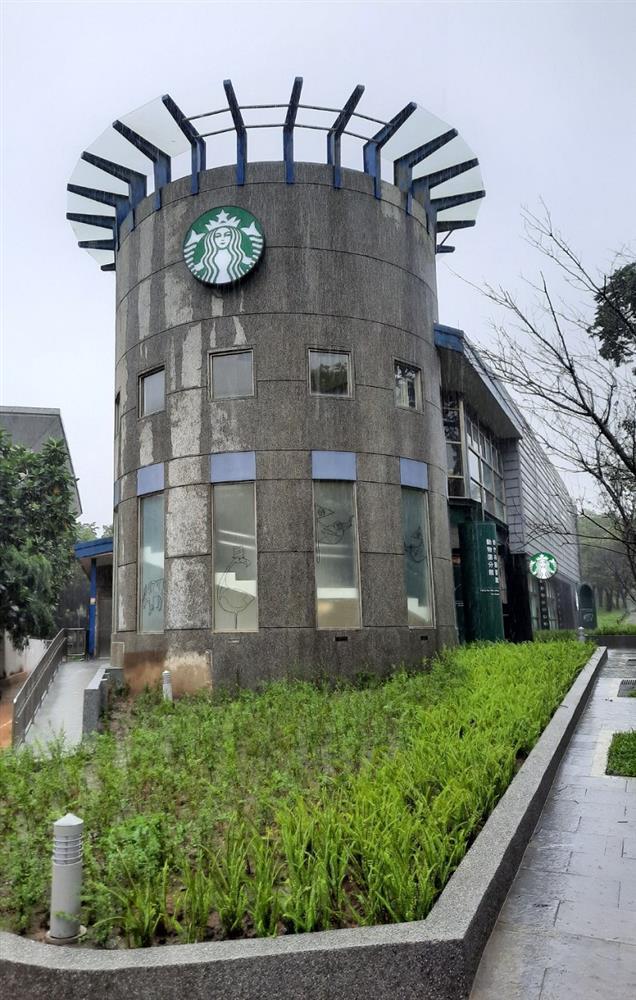 星巴克新竹動物園門市為改建自新竹動物園遊客中心而成