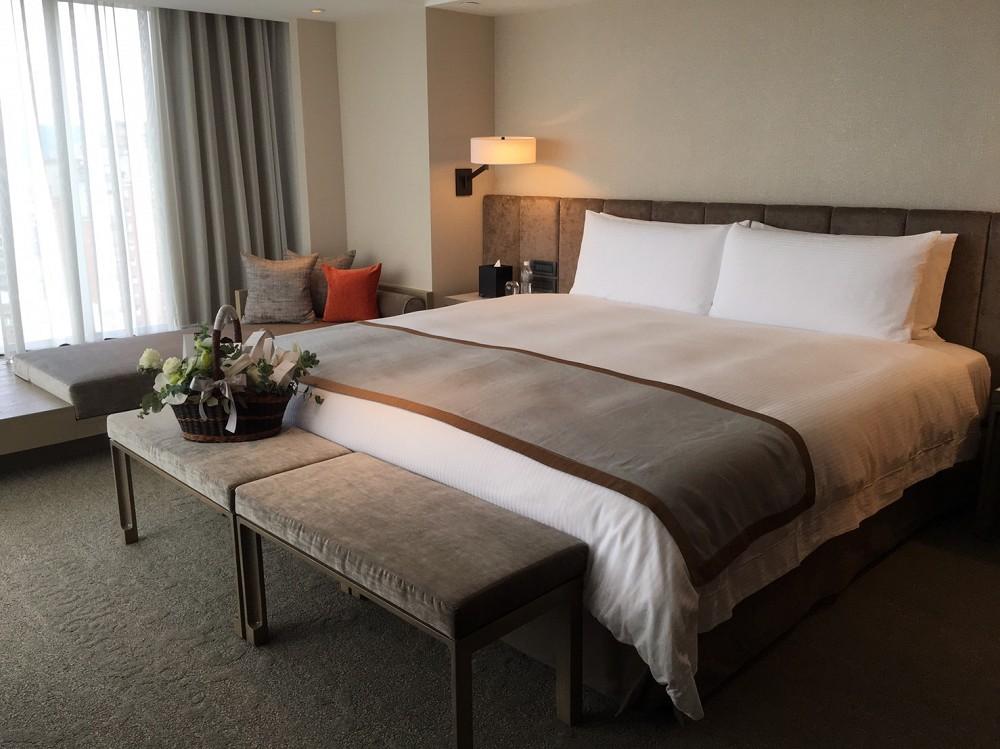 晶華酒店總統套房