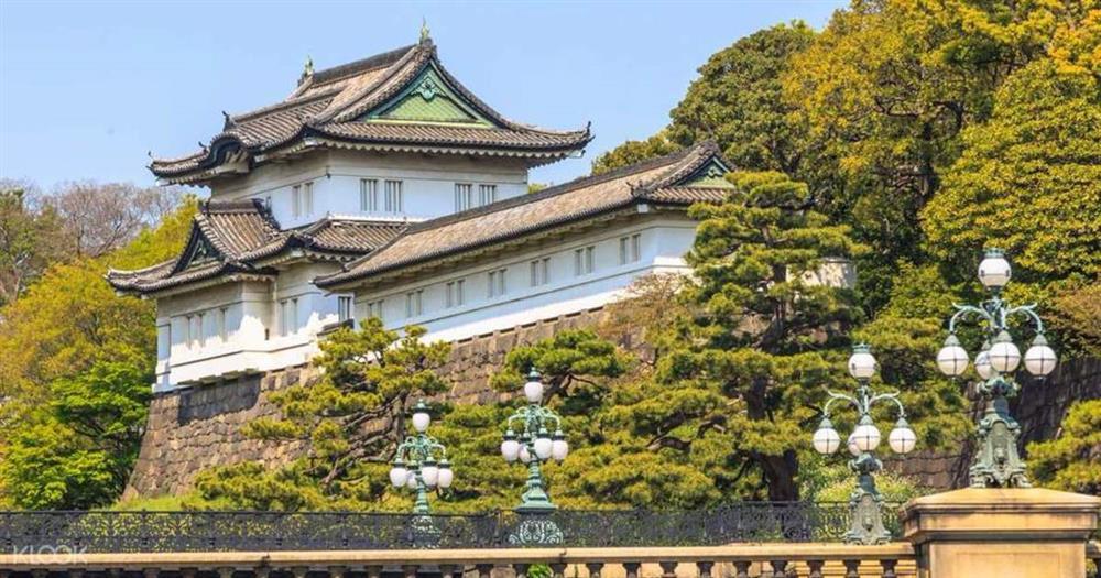 東京皇居導覽
