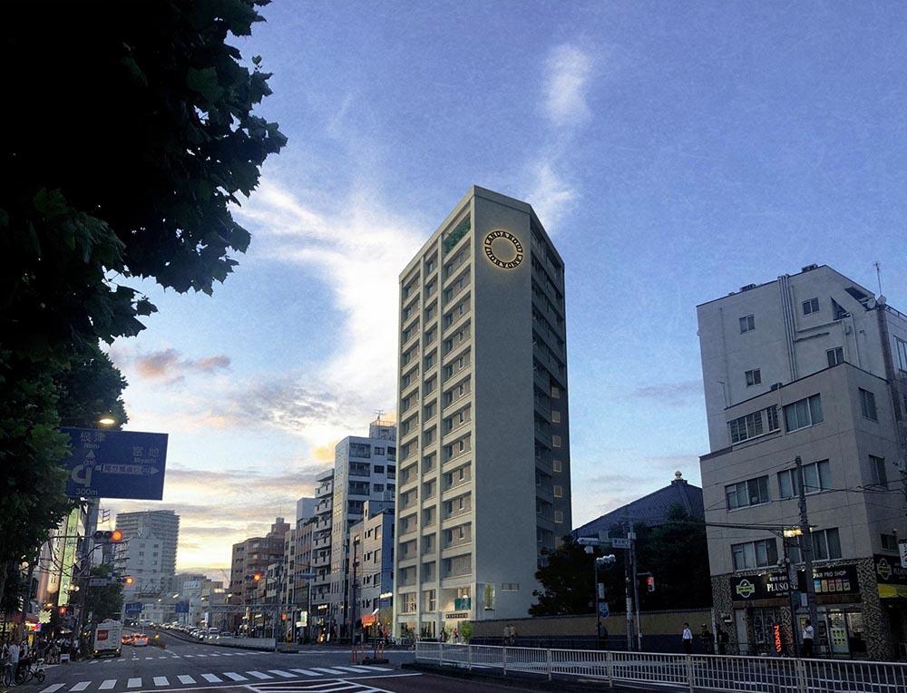 東京設計旅宿LANDABOUT014