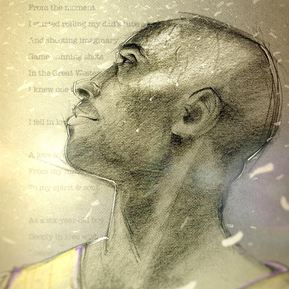 柯比《親愛的籃球》最感性的退休宣言動畫創作幕後2